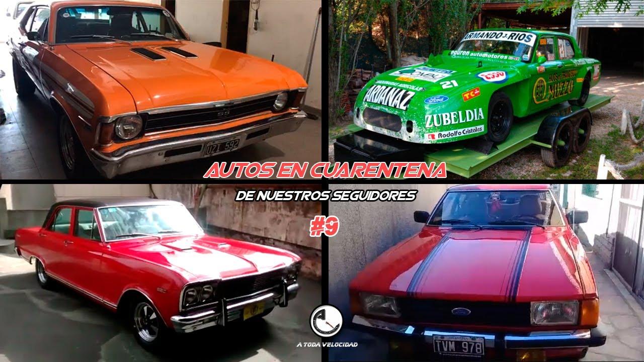 AUTOS CLASICOS EN CUARENTENA #9 - #covid19 - A Toda Velocidad