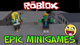 Roblox Epic Mini Games - We're Infected!!!