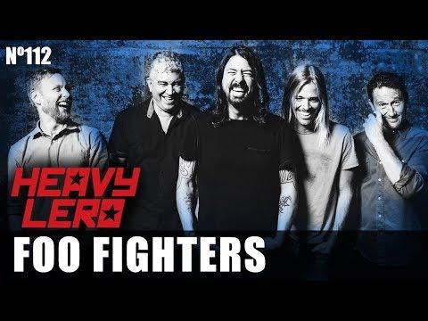 Heavy Lero 112 - FOO FIGHTERS - apresentado por Gastão Moreira & Clemente Nascimento