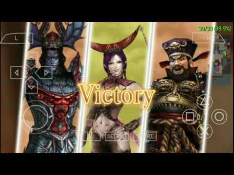 gameplay-warrior-orochi-2---ppsspp