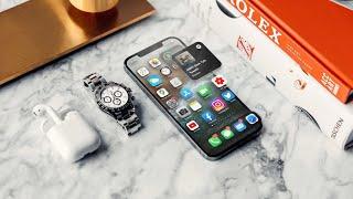 Wat is op my iPhone 12 Pro-opstelling - Beste programme (2021)