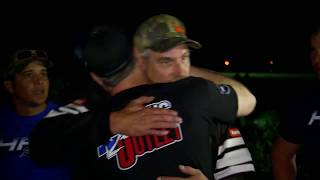 Jerry Monza's Crash - Street Outlaws