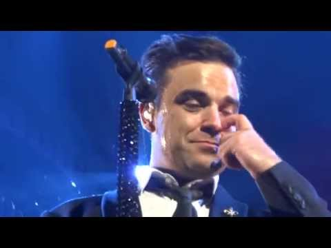 ROBBIE WILLIAMS - Go Gentle (for unborn Julia) - Stockholm 15/05/2014