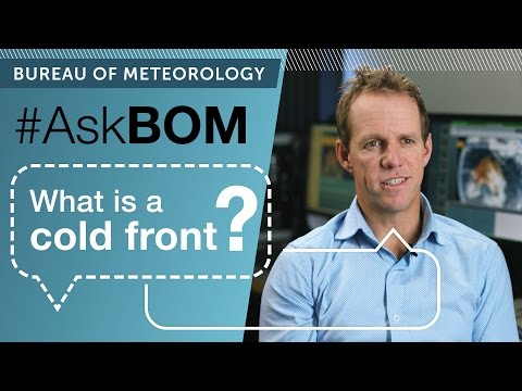 AskBOM: What is a cold front?