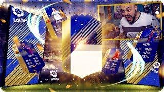 TROVO 2 ICONE + TOTS 94 E PACK 2 TOTS GARANTITI !!! Pack Opening Liga Santander FIFA 18