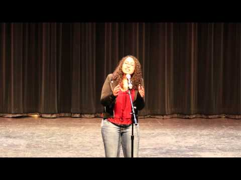 Jewelle Bryce Talent show 2015