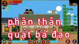 ninja school online : có lẽ nhiều người thích phân quạt lắm đây
