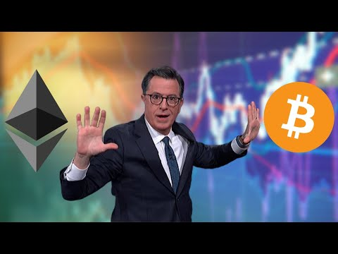 $260,000 Per Bitcoin| Stephen Colbert Introduces BTC To Millions | Ethereum 2.0 Specs | Crypto News