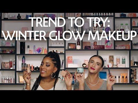 Trend to Try: Winter Glow Makeup   Sephora