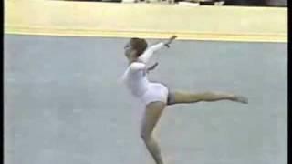 1979 USSR Spartakiade - Irina Deryugina - Freehands