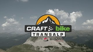 2015 Craft BIKE Transalp powered by Sigma - Highlights