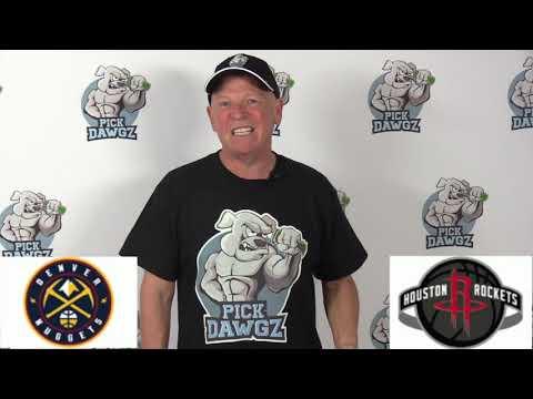 Houston Rockets vs Denver Nuggets 12/31/19 Free NBA Pick and Prediction NBA Betting Tips