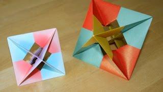 Origami - Gyroscope