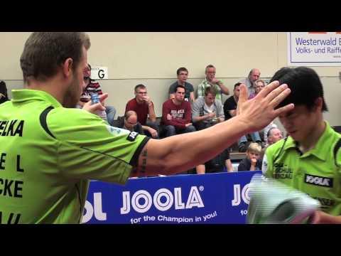 Tischtennis-Bundesliga: Starker Saisonstart für den TTC Zugbrücke Grenzau