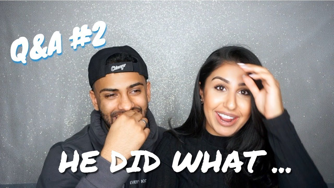 MY BF HOOKED UP WITH HIS EX?! | Q&A PT2
