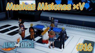 Más Misiones :V | Jump Force #16