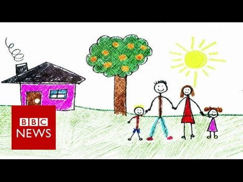 A radical solution to expensive childcare - BBC News