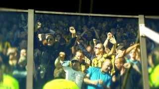 Sfeerverslag Gelderse derby NEC vs Vitesse (2-3)