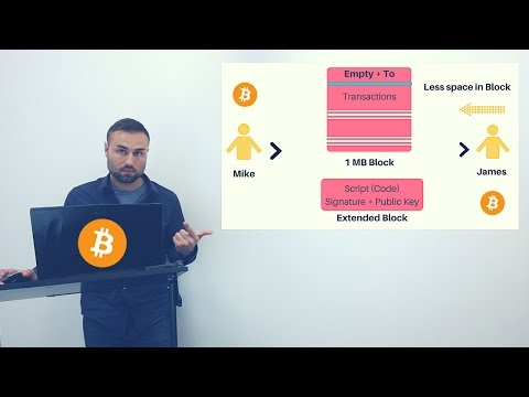 What Is Segwit? Explained To A Child