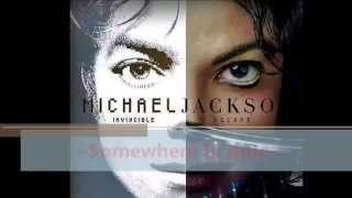 Michael Jackson ft Laura Ledova - Somewhere In Time (New unreleased song 2015!)
