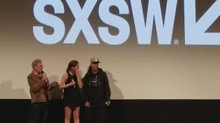 Ready Player One SXSW Premiere With Steven Spielberg