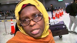 Пассажиры из ''черного списка'' прилетают в США, пока действует судебный запрет