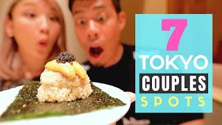 Top 7 Things to DO in TOKYO for Couples