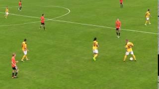 Hillerød Fodbold mod Brønshøj