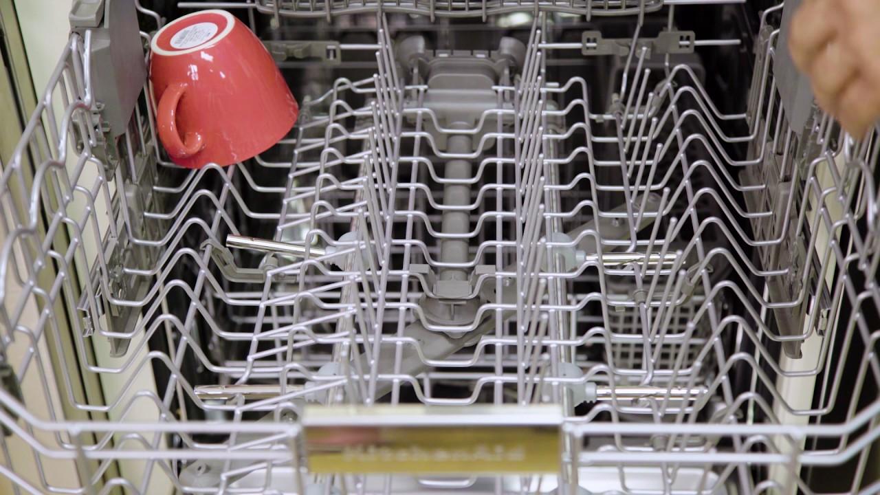 Clean Kitchenaid Dishwasher