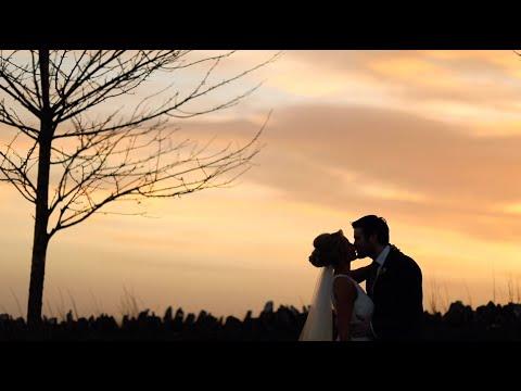 Cripps Stone Barn Wedding Film | Cotswolds Winter Wedding