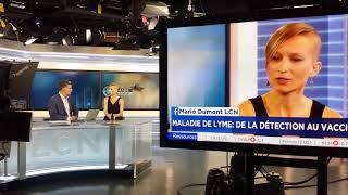 Maladie de Lyme - Mario Dumont LCN - TVA Nouvelles - 2018-05-31
