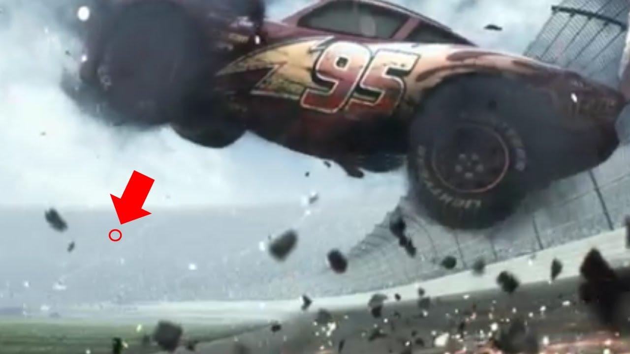 proof lightning mcqueen doesn t die in cars 3 youtube proof lightning mcqueen doesn t die in cars 3