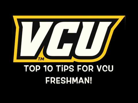 10 Tips for VCU Freshman