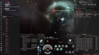Endurance solo pvp Eve online-Active Shield test