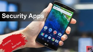 3 Best Security Android Apps - Everyday 3 Top apps for Android - Mezzo Buzz