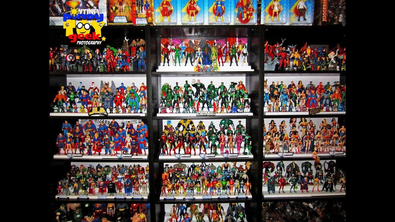 My Action Figure Collection Update October 2012 (HD) Part ...