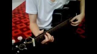 [Anh Khang] Cho Anh Quên Đi Guitar Cover