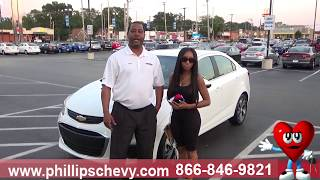 2017 Chevy Sonic - Customer Review Phillips Chevrolet - Used Car Dealer Sales Chicago
