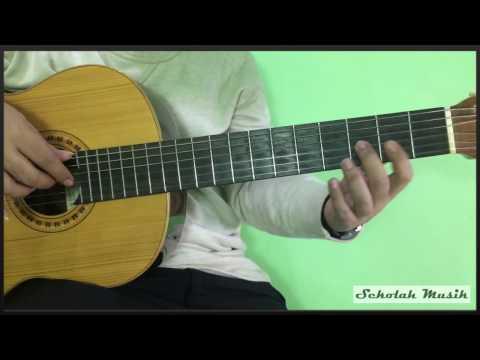 Belajar Gitar Lagu Ruang Rindu - Letto