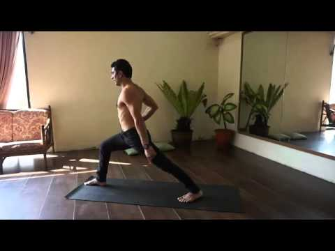 Yoga Deep Teacher Training Sequence 1