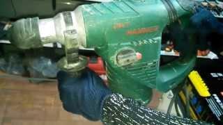 Musht DWT-850 BH BMC. Sharh vositasi