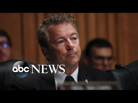 New developments in the attack on Sen. Rand Paul