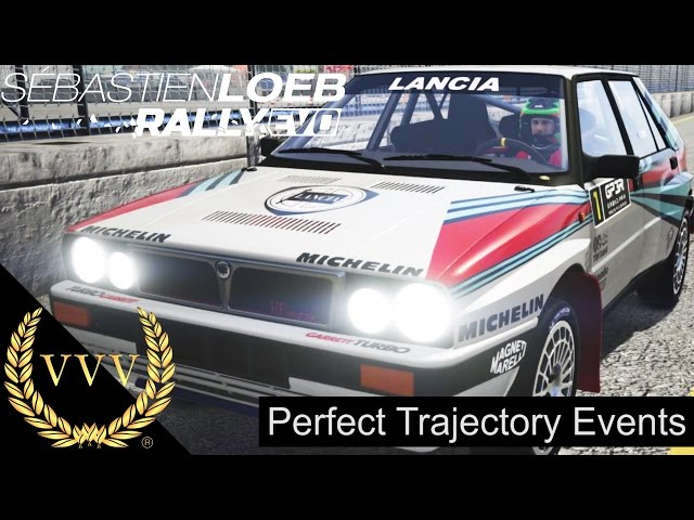 Sebastien Loeb Rally EVO   Perfect Trajectory Events