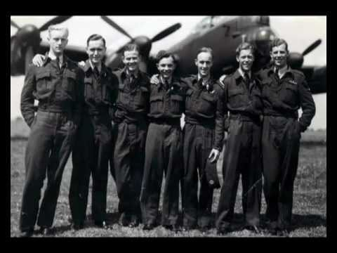 Lancaster Bombing Raid Banter
