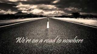 Talking Heads Road To Nowhere Lyrics
