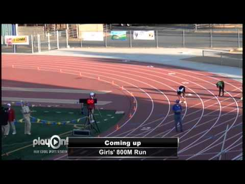2013 CIF-Sac Joaquin Section Boys and Girls Track and ...