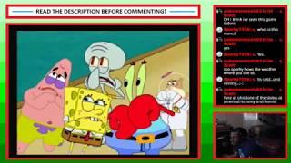 Livestream #42 - SpongeBob