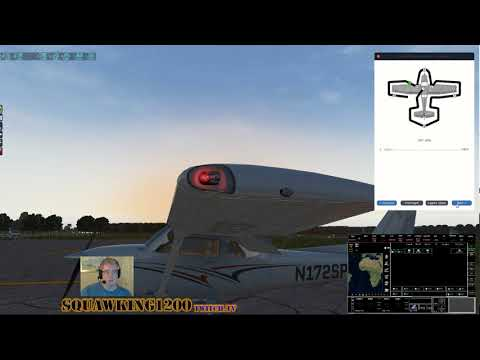 Squawking1200's Sim Coders REP 172