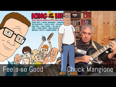 Feels So Good - Chuck Mangione - solo jazz guitar - Jake Reichbart