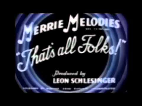 Merrie Melodies Openings And Closings (1931-1969)